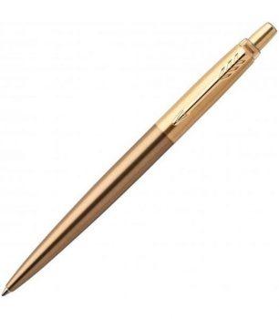 Parker Royal Jotter Premium Luxury Golyóstoll West End Barna, Arany Klipsz