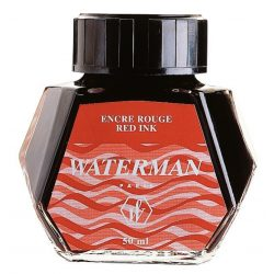 5 db Waterman TINTAFLAKON TINTAFLAKON S0110730, 51063 RED