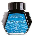 2 db Waterman TINTAFLAKON TINTAFLAKON 51067 SOUTH SEA BLUE