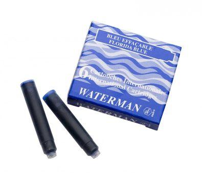 Waterman Töltőtoll PATRON Töltőtoll PATRON S0110850,52001 STAND. 8 DB BLACK