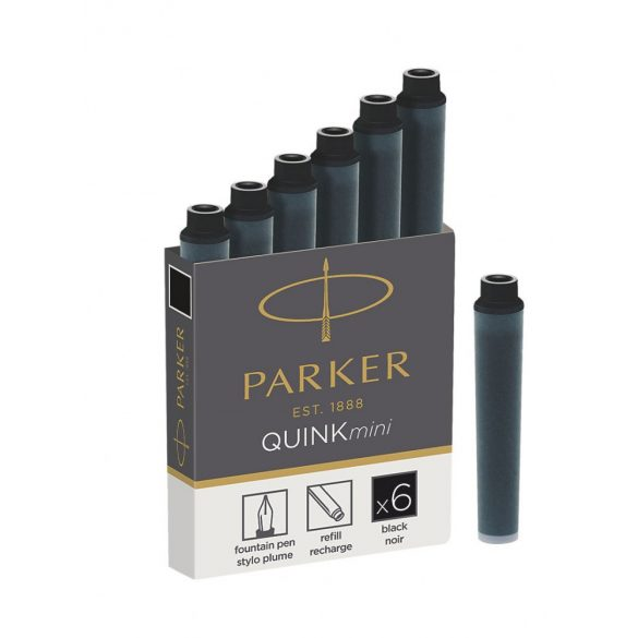 Parker Royal Tintapatron Fekete