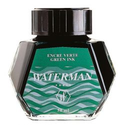 3 db Waterman TINTAFLAKON TINTAFLAKON 51065 GREEN