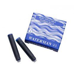 5 db Waterman Töltőtoll PATRON Töltőtoll PATRON S0110850,52001 STAND. 8 DB BLACK