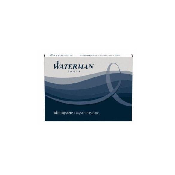 3 db Waterman Töltőtoll PATRON Töltőtoll PATRON S0110910, 52007 STAND. 8 DB BLUE-BLACK